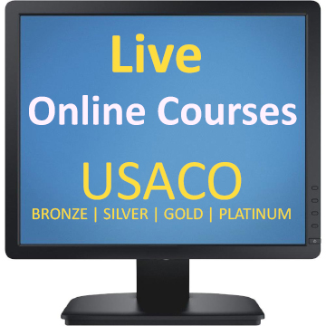 Online USACO live course
